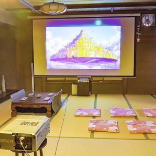 業務用プロジェクター&150インチ電動スクリーン&ホームシアターセット