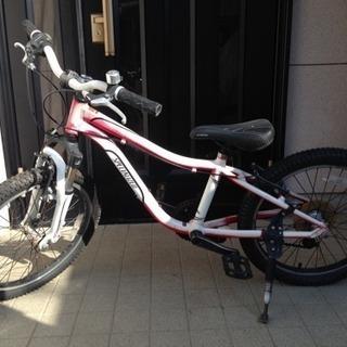 【要修理】子供用スペシャ自転車