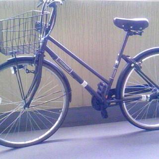 取引成立しました。自転車ジャンク品 シティサイクル 昨年新車で購入...