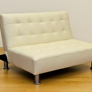 格安発送も可 新品リクライニングソファー