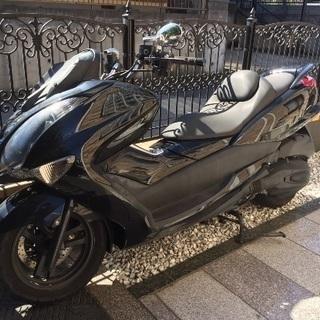 【走行9880km】ヤマハ マジェスティ 250cc