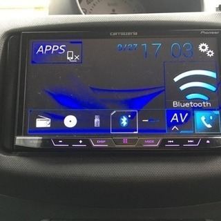 carrozzeria Bluetooth付き 配線あり