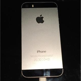 iPhone5s ブラック 64GB ソフトバンク白ロム端末 携帯電話