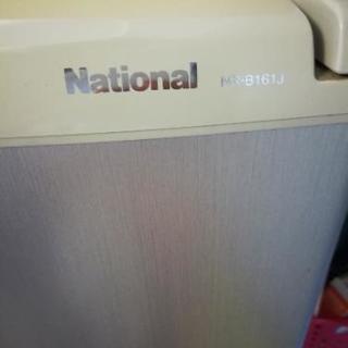 冷蔵庫 ナショナル 2003年製 162L