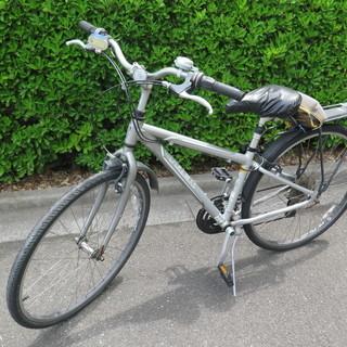 自転車 TREK 7000 乗ってください。
