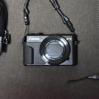 Canon G7X Mark ll