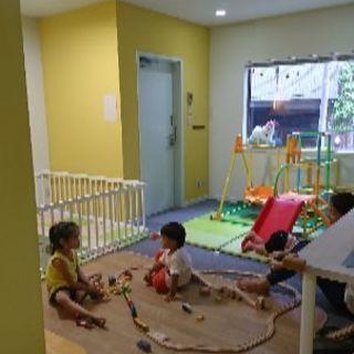 子ども連れ勤務歓迎!保育補助、ベビーシッター募集