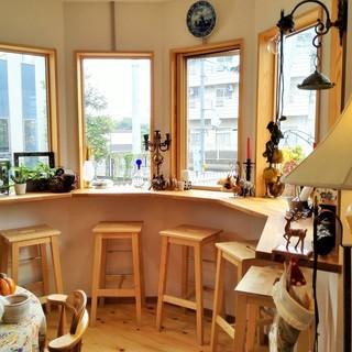 新規オープン cafe macachette