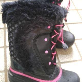 20㌢防滑機能搭載!冬用ブーツ 新品 - 小樽市