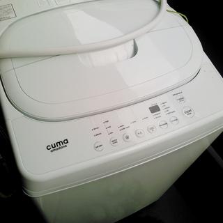全自動洗濯機 (洗濯5.5kg)2014年製cuma amada...