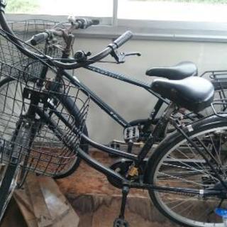 ご成約有り難う御座いました。商談中です。27インチ変速機付き自転車...