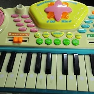 [おもちゃのピアノ]⁑リサイクルショップヘルプ