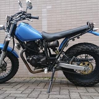 ヤマハ TW200 DG07J 保証付き 東京 西東京市より