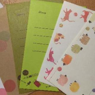 ☆写真プレゼント用に☆柄封筒22枚