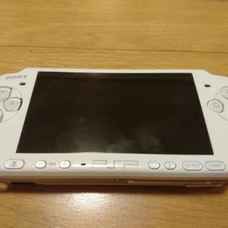 PSP本体+充電器