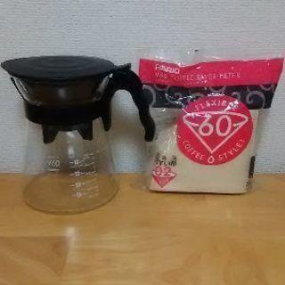 コーヒー ドリッパー