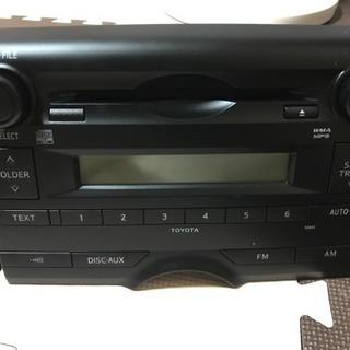 マークX130系 純正オーディオ