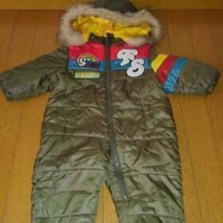 札幌市!!ジャンプスーツ FIVE STEP KIDS 80サイズ