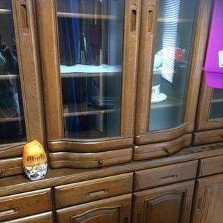 高級食器棚