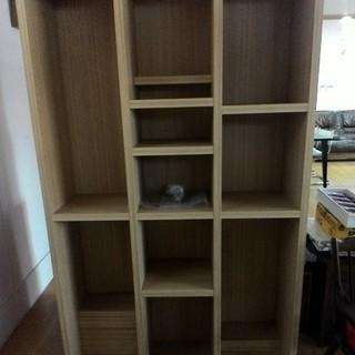 オープン書棚 備品完備