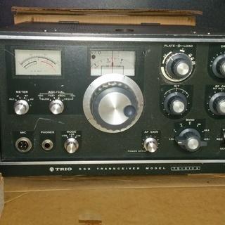 アマチュア無線機(TS-510X)