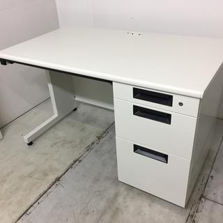 【愛媛県・松山市】片袖机 事務机 オフィス デスク 幅1200mm
