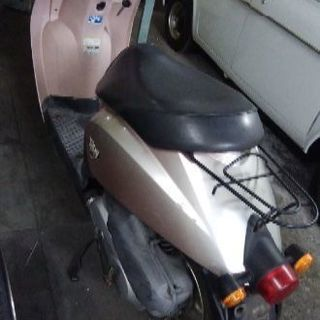 原付バイク!格安でお譲り致します!ホンダのトゥデイを3.3万円で!