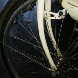 売り切れ【整備済み】パナソニック電動アシスト自転車【中古】