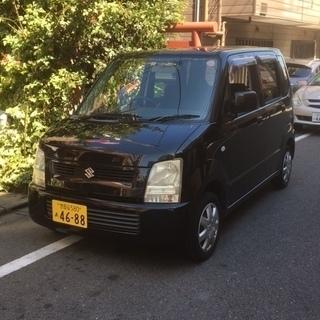 ワゴンR 4WD ターボ !!
