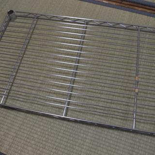 スチールラック棚 75x45cm 1枚(近日処分)