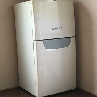 LG社 小型2ドア冷蔵庫 60L+30L