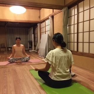 【2017年10月】予約のいらないヨガ教室(西荻窪)