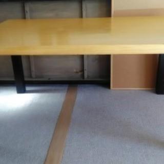 ダイニング テーブル 天童木工