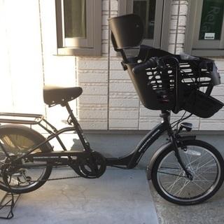 再入荷◆40%off以下!新車☆子供乗せ自転車 ママフレロック20...