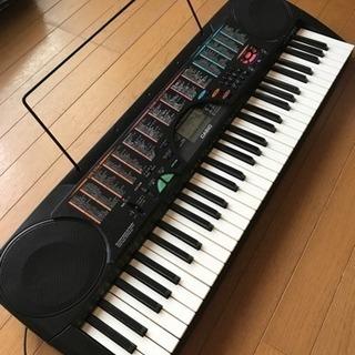 CASIO 電子ピアノ CTK-495