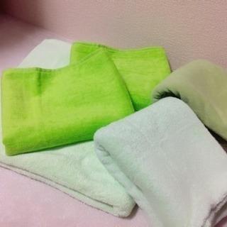 枕カバー タオルなど