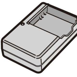 ルミックス DMC-FX70のバッテリーチャージャー(DE-A59AC)