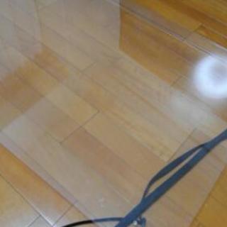 46インチ液晶テレビ画面ガード