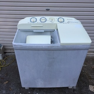 二層式洗濯機 4kg 大字電子 2011年式 KWM-45W