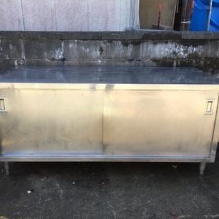ステンレス作業台 1800×800×800 厨房機器用途多用