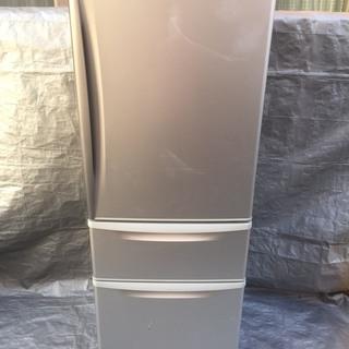 ☆National ナショナルノンフロン冷凍冷蔵庫 2008年製N...