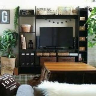 美品 IKEA テレビボード テレビ台 MAVAS