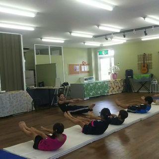 蓮田・伊奈エリアの体操教室です!