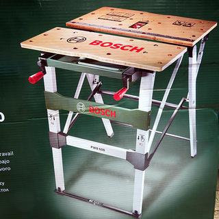 スイス製一番人気の折りたたみ式作業台・新品