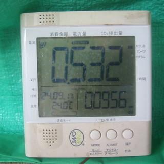 OWL電力モニター M160J CMR160J 完動品★節電管理...