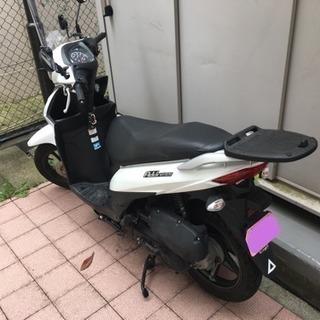 スズキアドレスv110  CE47A - バイク