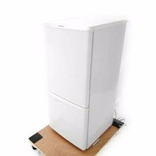 2013年式Panasonicノンフロン冷凍冷蔵庫138リットルで...