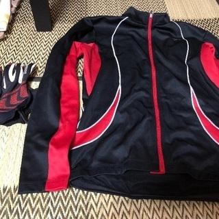 ロードバイク ジャケット&手袋