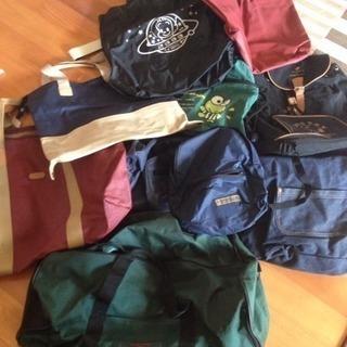 バッグ類 多数 まとめてセット 10個以上あります。