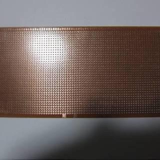 LED製作に!ユニサーバル基盤 100×220mm 基板